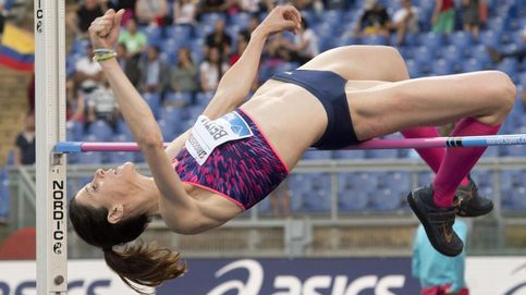 Beitia, una parada técnica para poder volver a ser la saltadora que siempre fue