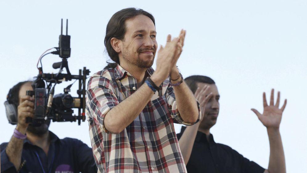 Foto: Pablo Iglesias acepta finalmente el duelo televisivo con Rivera (EFE)
