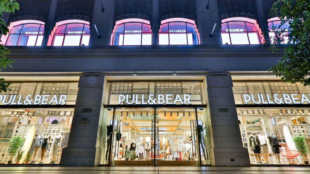 Foto: Fachada de una tienda de Pull & Bear. (Reuters)