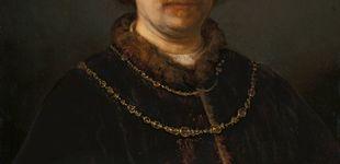 Post de Rembrandt, en el Thyssen: burguesía, opulencia y selfis en el siglo XVII