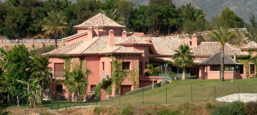 La Casa De La Alcaldesa De Marbella, Ángeles Muñoz, En La Costa Del Sol