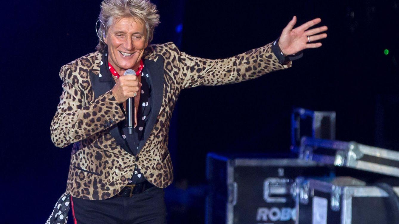 Rod Stewart revela que ha superado un cáncer de próstata durante los últimos años