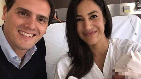 Albert Rivera visita a la nueva 'ciudadana' Inés