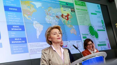 El coronavirus llega a las instituciones de la UE en plena polémica por la visita de Greta