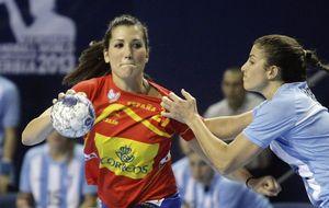 Las 'guerreras' ya rugen tras sumar su segunda victoria ante Argentina