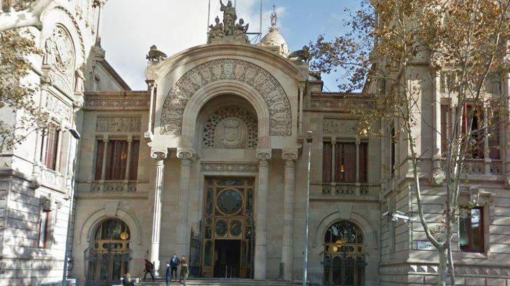 Foto: Exterior de la Audiencia de Barcelona. (Google Maps)
