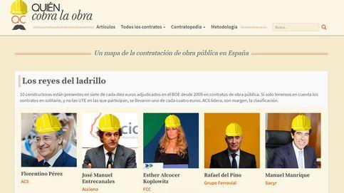 Los secretos de las constructoras españolas, desvelados en un solo 'clic'