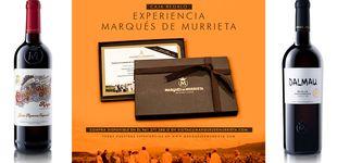Post de El nuevo pack experiencial de Marqués de Murrieta