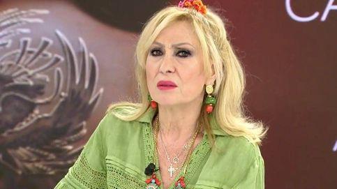 El palo de Rosa Benito a Olga Moreno en 'Superviventes', en defensa de Rocío Carrasco