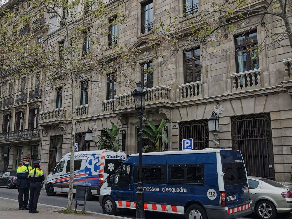 Foto: Foto: Mossos d'Esquadra