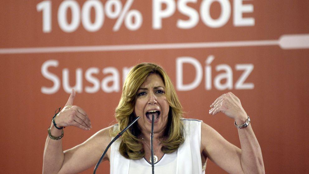 El insultante programa de Susana Díaz (y la manifestación de los otros)