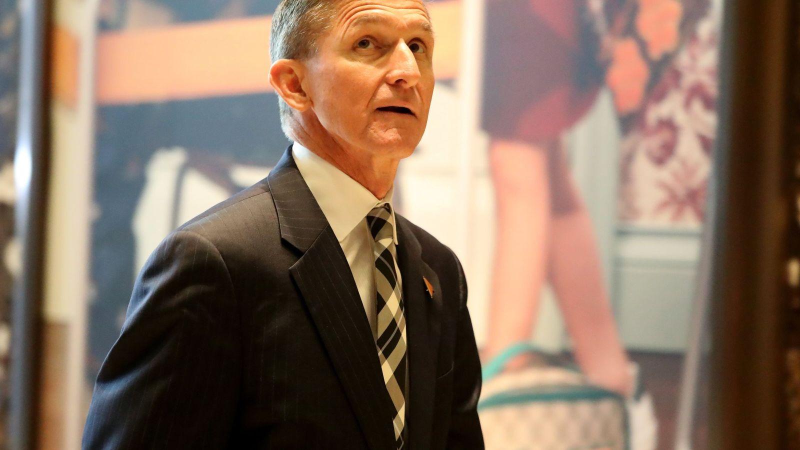 Foto: Michael Flynn, asesor de seguridad nacional del presidente de EEUU. (Efe)