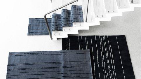 La naturaleza de las alfombras: cuando la lana dibuja la madera