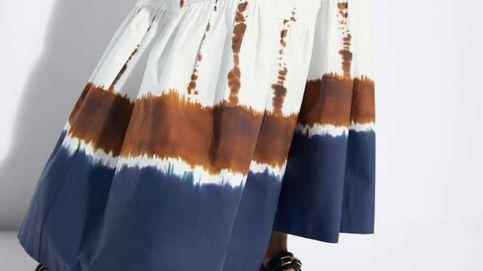 Sorpresa, sorpresa con Massimo Dutti y su nueva y maravillosa falda tie-dye