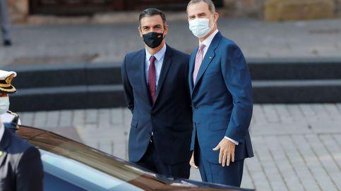 El PSOE y el Rey: una cuestión de mutua supervivencia