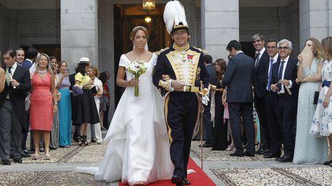 La duquesa del Parque se casa rodeada de Grandes de España