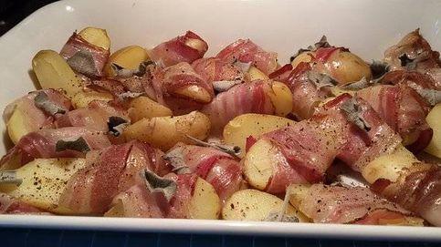 Patatas fritas con salsa ranchera, tu plato favorito ahora también en casa