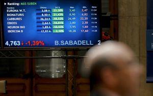 Ebioss se anota casi un 15% tras salir en defensa de sus accionistas