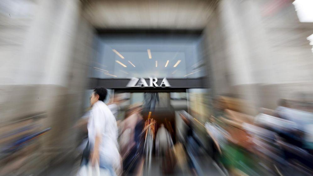 Foto: Imagen de archivo de una tienda de Zara en Barcelona. (Reuters)