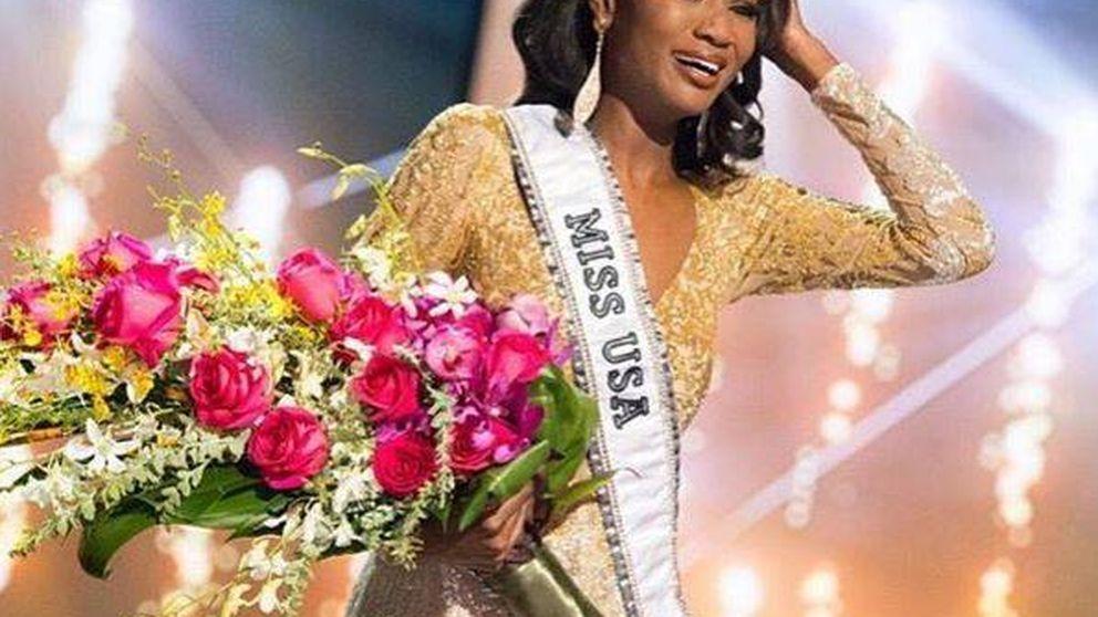 Deshauna Barber, la comandante del ejército que se corona como Miss USA 2016