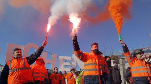 Tras el cierre de las plantas de Avilés y A Coruña, Alcoa avisa ahora del riesgo en Lugo