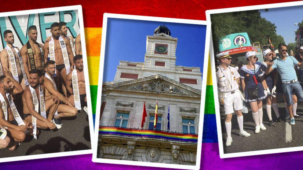 En directo: una heterosexual en la cabalgata del orgullo gay de Madrid