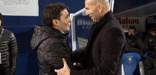 Post de El milagro Asier Garitano: de presentarse en chanclas a cargarse al Real Madrid