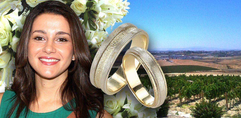 Foto: Inés Arrimadas y el enclave donde se celebrará su boda (Fotomontaje de Vanitatis)