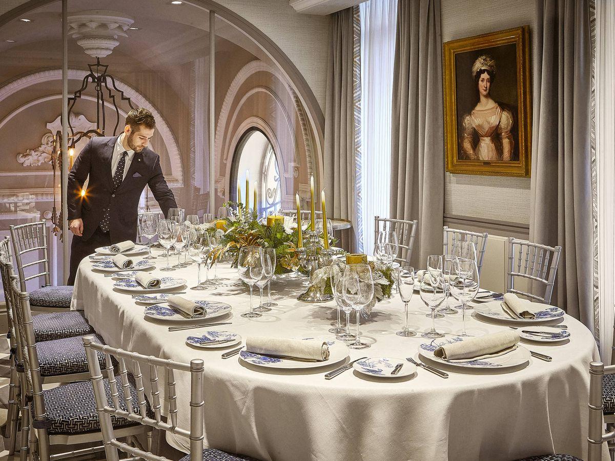 Foto: La Nochevieja en el hotel Heritage de Madrid promete... y mucho. (Cortesía)