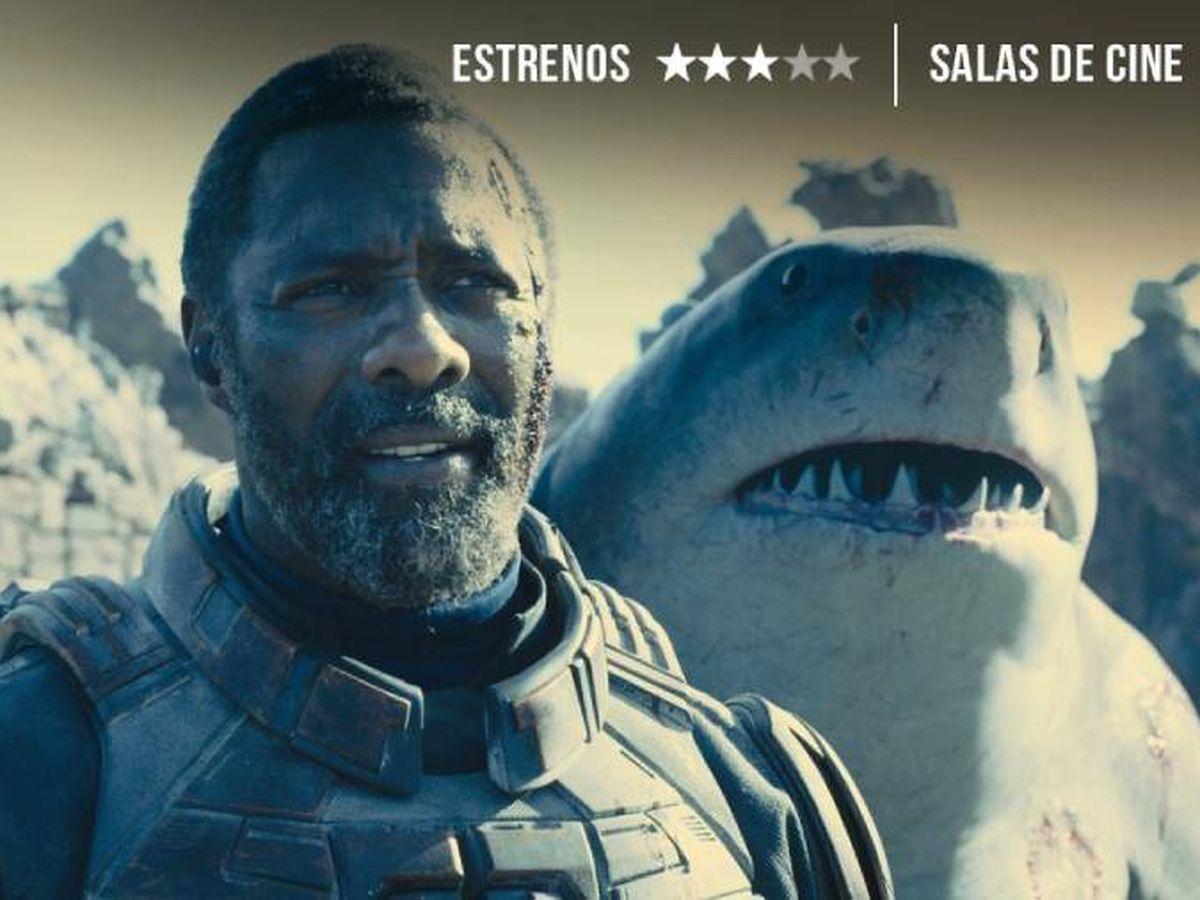 Foto: 'El escuadrón suicida'. (Warner Bros)