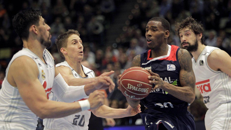 El Madrid-Baskonia hace historia: primer partido de la ACB que se emite en Facebook