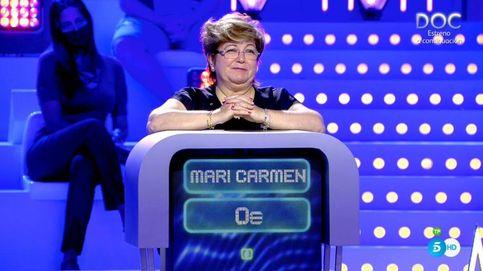 Mari Carmen,  la exconcursante de 'Pasapalabra' que ha fichado 'Alta tensión'