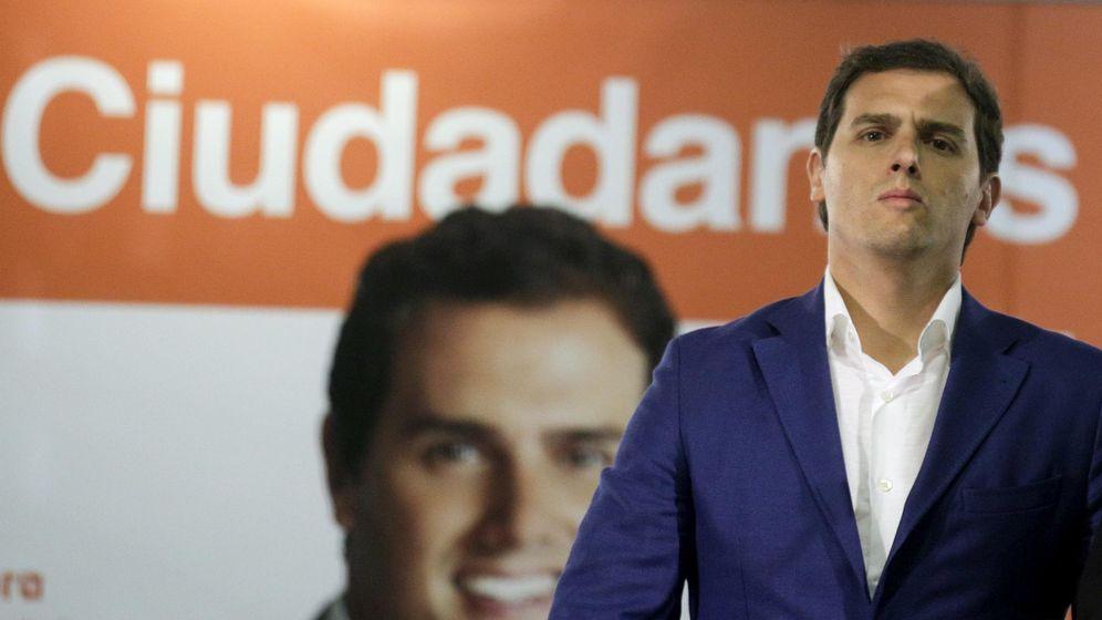 Foto: El presidente de Ciudadanos, Albert Rivera (Reuters)
