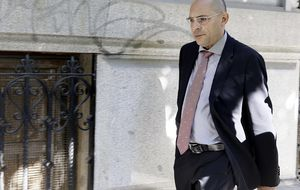 Silva niega haber filtrado los correos de Blesa y apunta que pudo hacerlo el tribunal