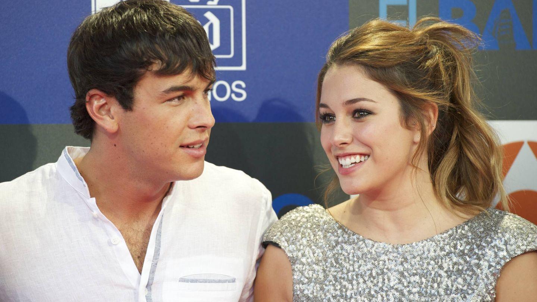 Mario Casas y Blanca Suárez. (Getty)