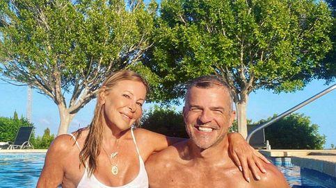 Ra, el hombre que ha hecho sonreír a Ana Obregon: Ha empezado a respirar