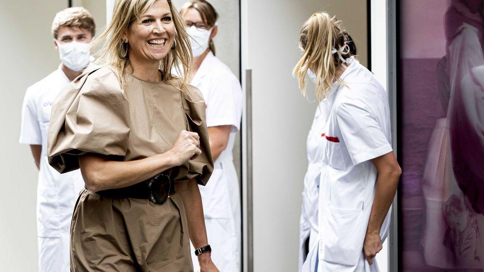 O lo amas o lo odias: Máxima y el vestido low cost (de H&M) que divide a su fans