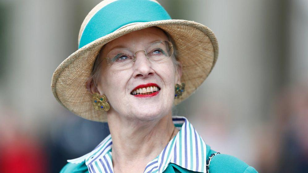 Foto: La reina Margarita en una imagen de archivo. (Getty)