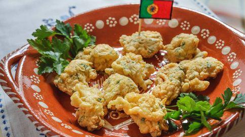 Cómete Portugal con estas deliciosas pataniscas de bacalhau