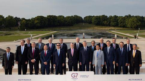 El G7 acuerda imponer un impuesto mínimo de sociedades y una tasa digital