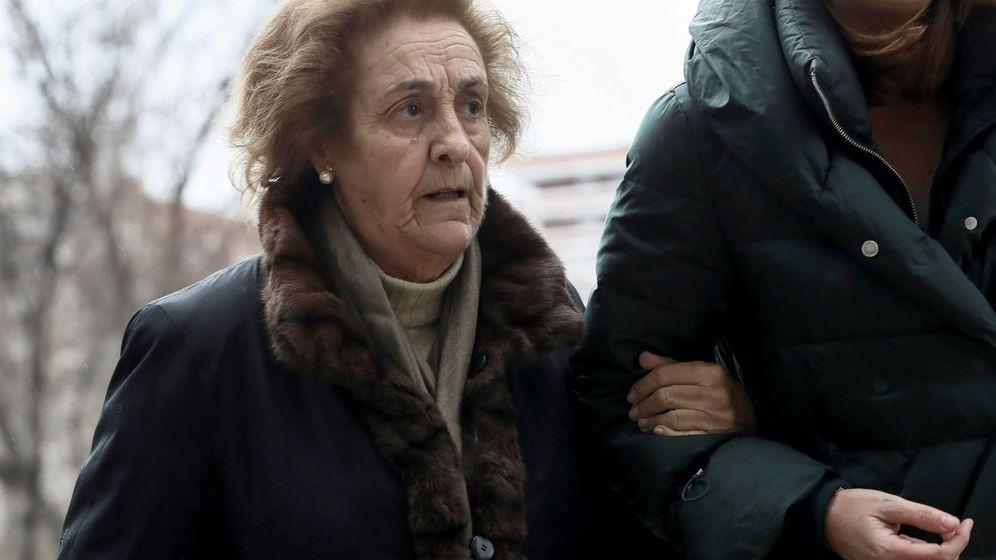 Foto: Teresa Rivero, a juicio por defraudar a Hacienda. (Efe)