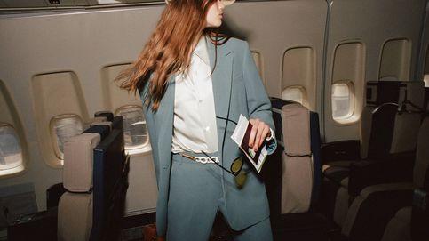 Este traje de chaqueta de Zara es un 10 de su nueva colección