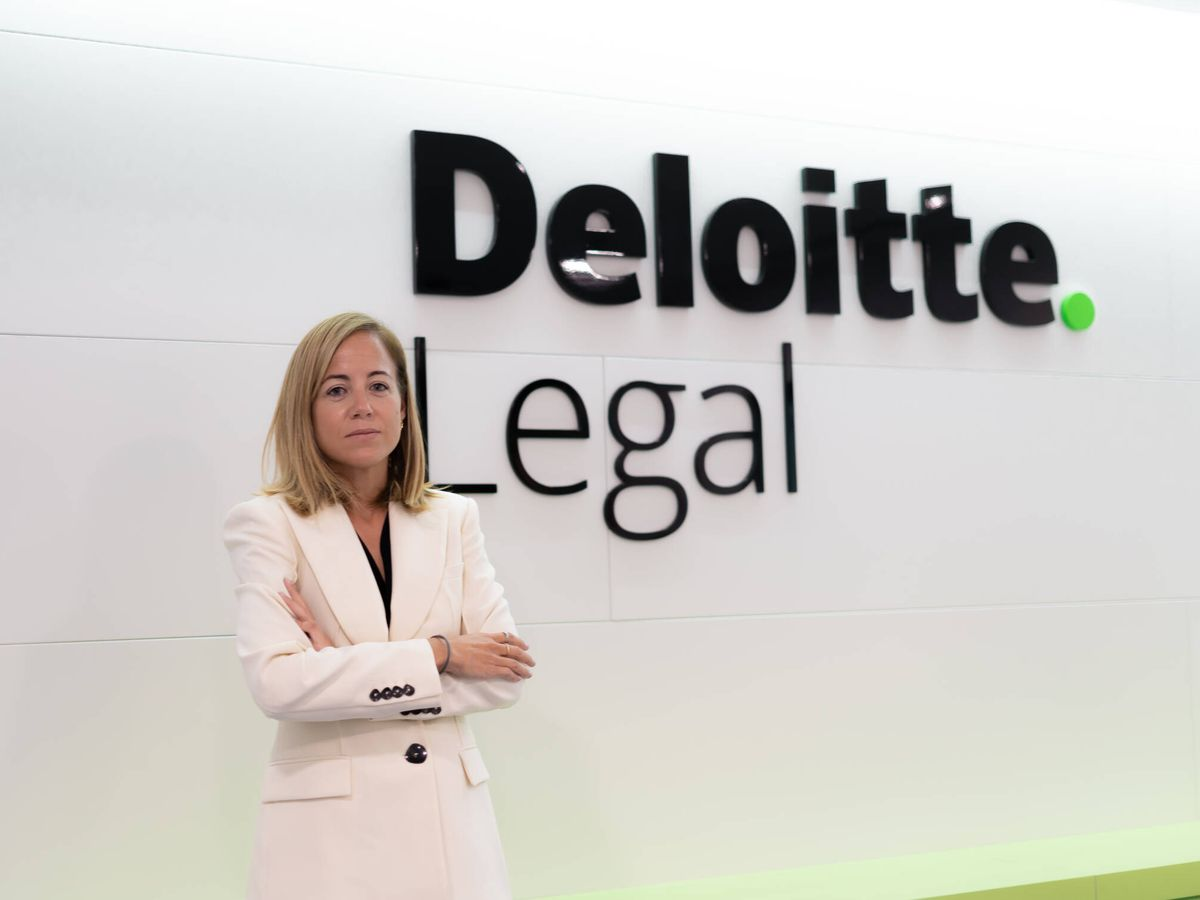 Foto: Cruz Amado, nueva directora en Deloitte Legal.