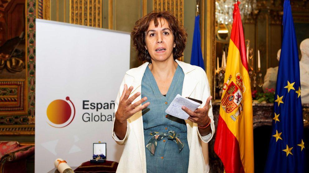 Sánchez saca a Lozano de España Global y la hace secretaria de Estado de Deportes