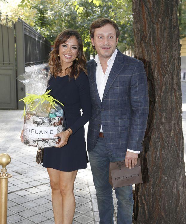 Foto: Juan Peña y Sonia González en una imagen de archivo (Gtres)