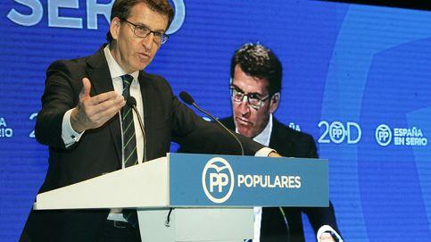 Los populares pierden un tercio de sus diputados en Galicia a un año de las autonómicas
