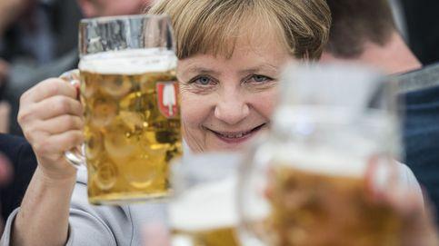 Campaña electoral regada con cerveza