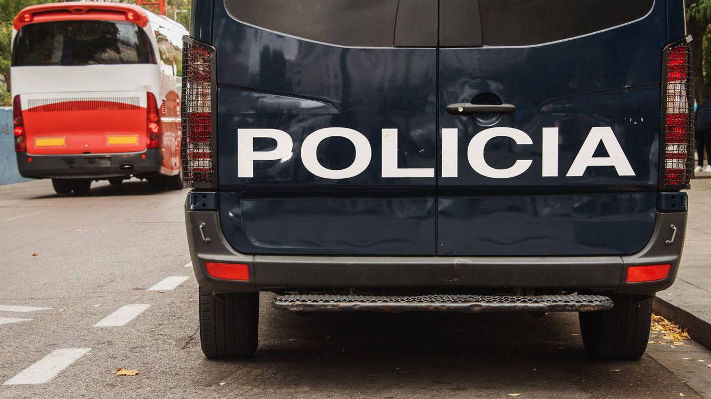 Foto: Coche patrulla de Policía. Foto: Policía Nacional