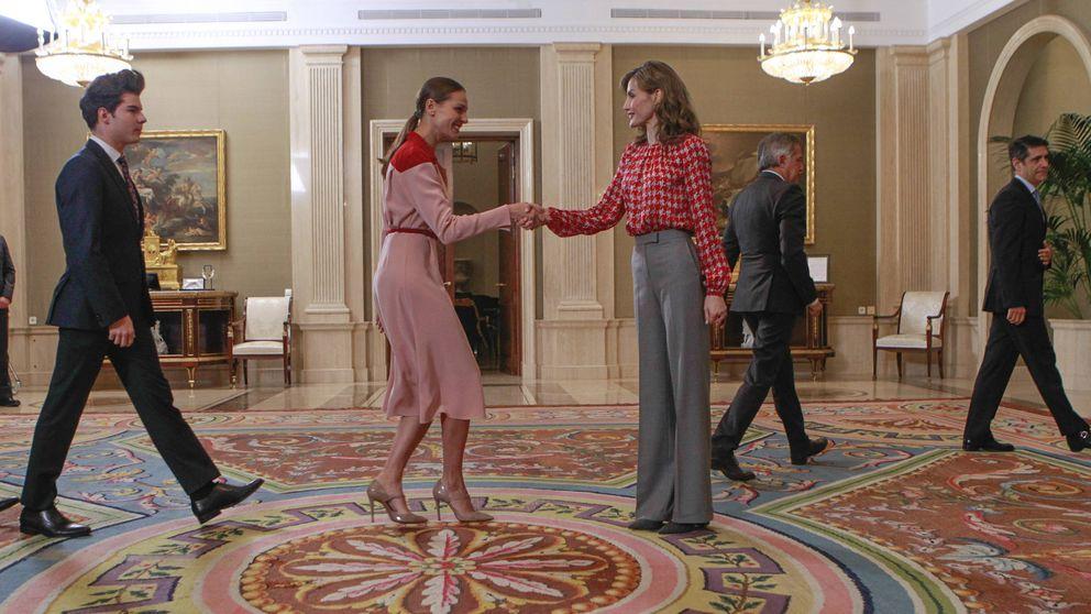 Letizia y Eva González, dos mujeres con estilo unidas por una buena causa