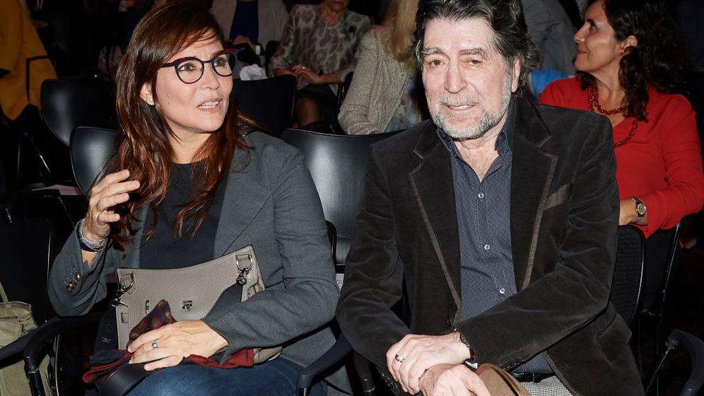 Foto: Jimena Coronado y Joaquín Sabina, en una imagen de archivo. (Getty)